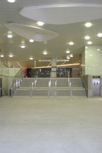 Western Ticket Hall